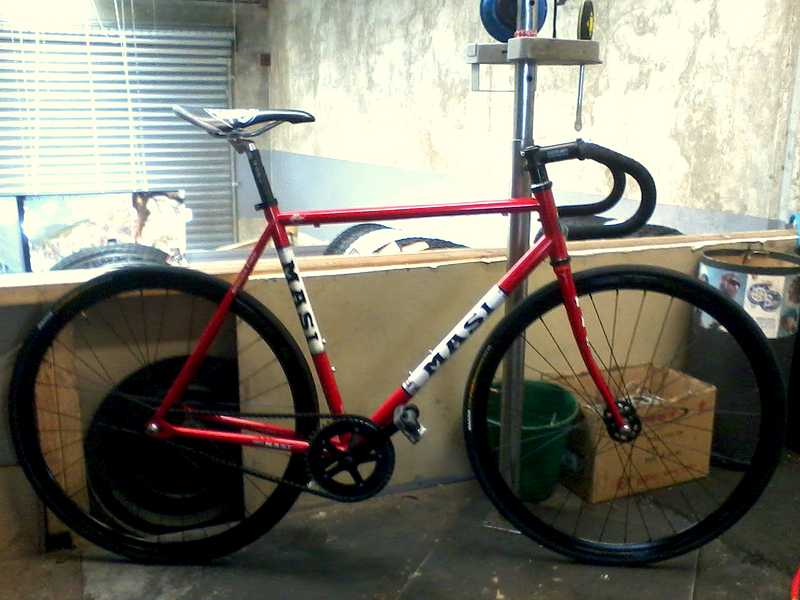 Fixed Gear Gallery Masi Speciale Fixed Submission