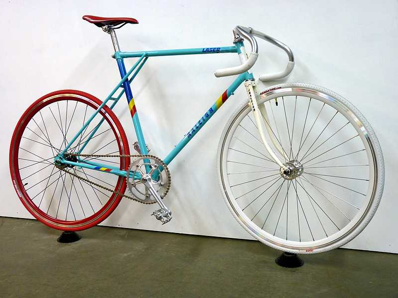 Fixed Gear Gallery :: raleigh triple triangle