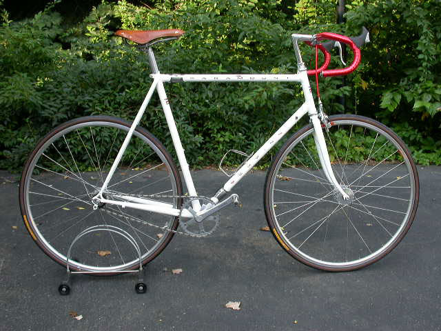 Dennis I Love To Se This Added To The Fixie Gallery Thanks Elton Pope Lance Pope Lance Com