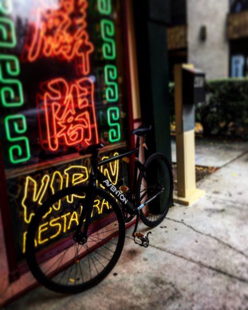 Volume Cutter V3 Track Fixed Gear Bike Frame WHITE 50cm