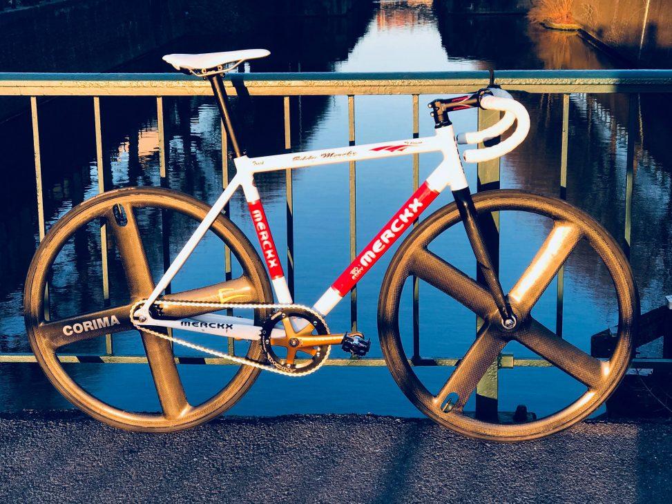 Nico Deryckere's Eddy Merckx
