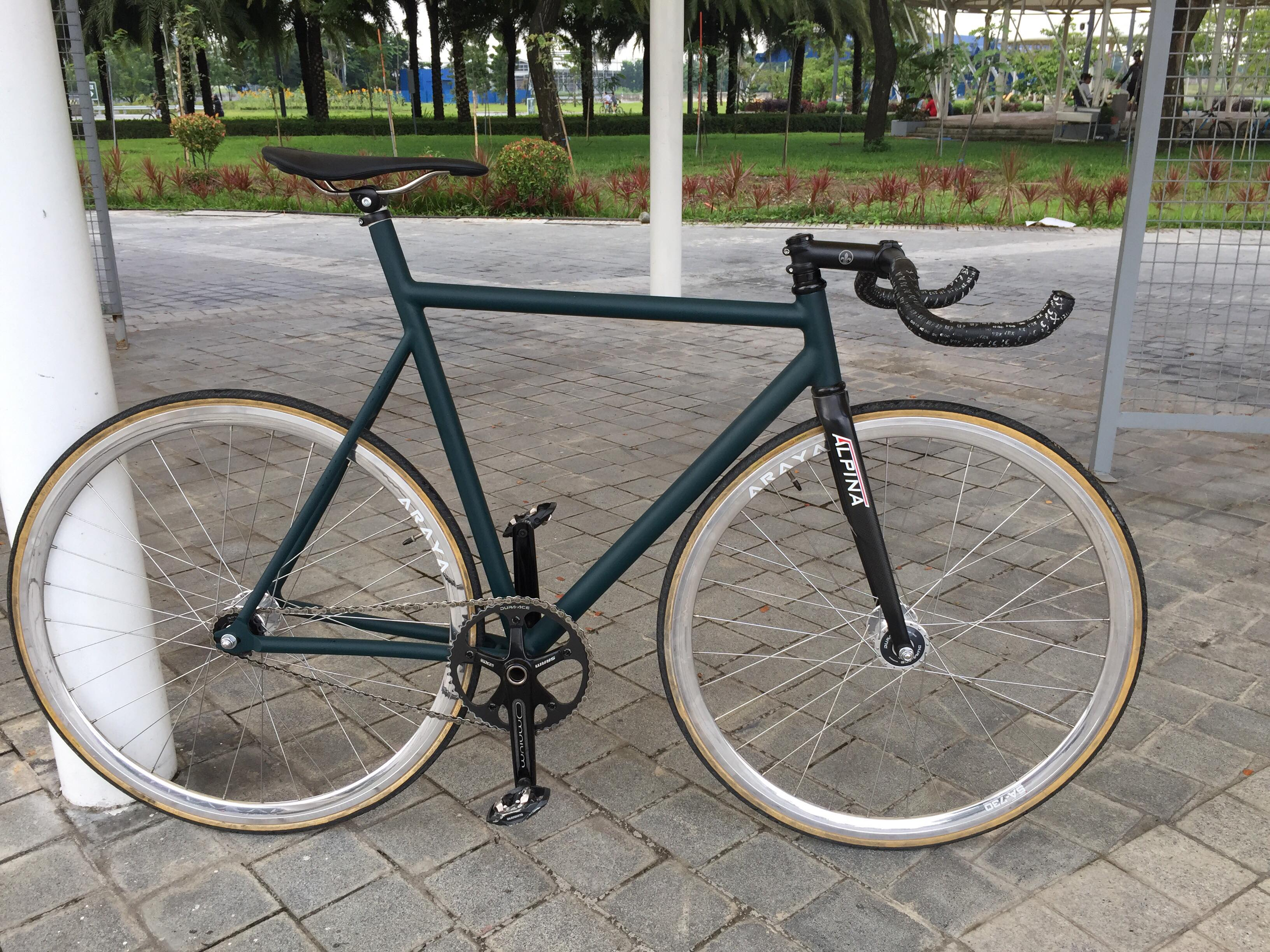 CK's Fixed Gear