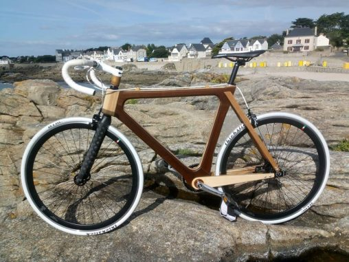 Gael's Wood Bike