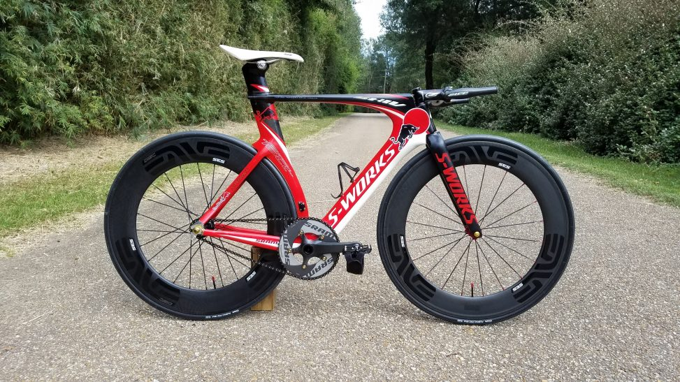 Philip's S-Works Shiv Track Conversion
